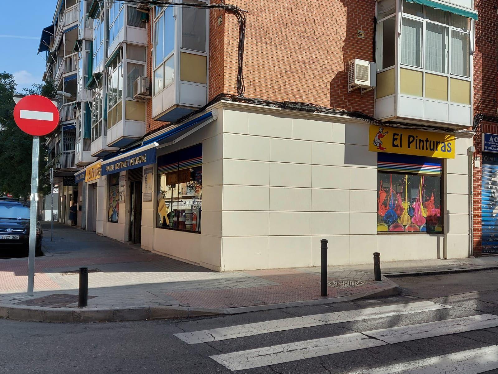 Pintura decorativa paredes Ciudad Lineal Madrid
