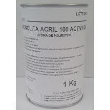 Cronolita Acril 100 PLASTIFORM en almacén de pinturas en pueblo nuevo.