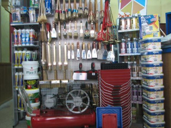 Calderines, turbinas, compresores, flex, airless, pistolas y decapadores