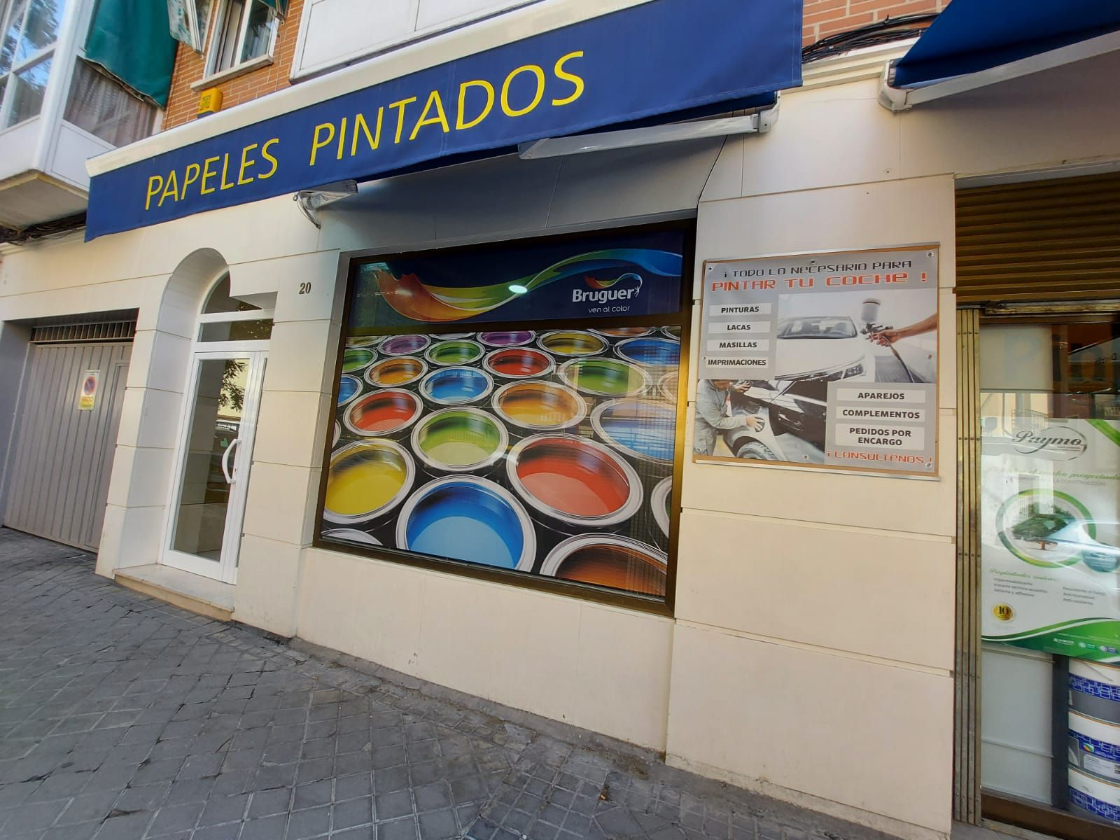Comprar pintura Ciudad Lineal Madrid