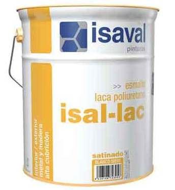 Esmalte laca de poliuretano Isal-lac: Productos  de El Pinturas, S. L.