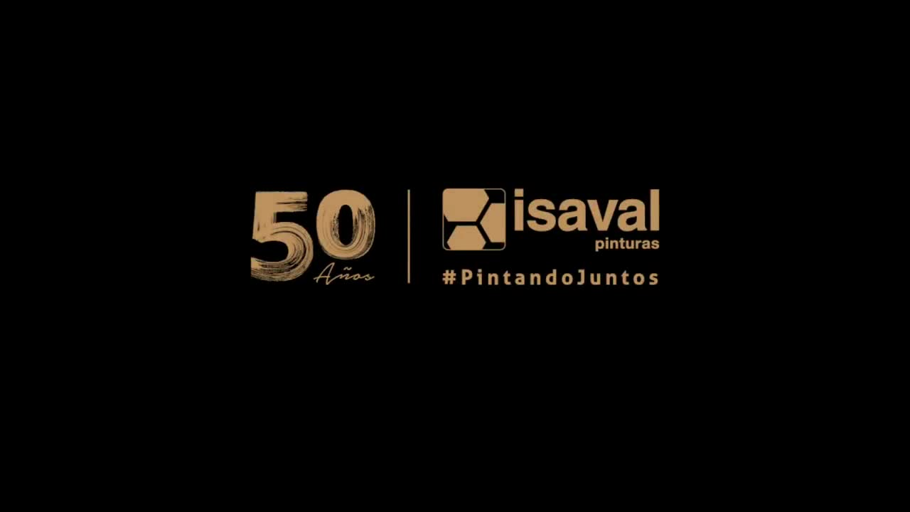 50º Aniversario Pinturas ISAVAL. }}