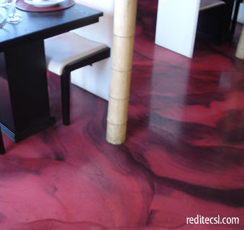 Membrana elástica cementosa en tienda de pinturas en pueblo nuevo.