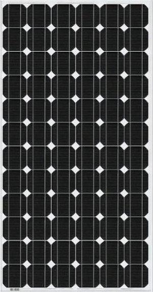 Panel solar monocristalino 175W 24V