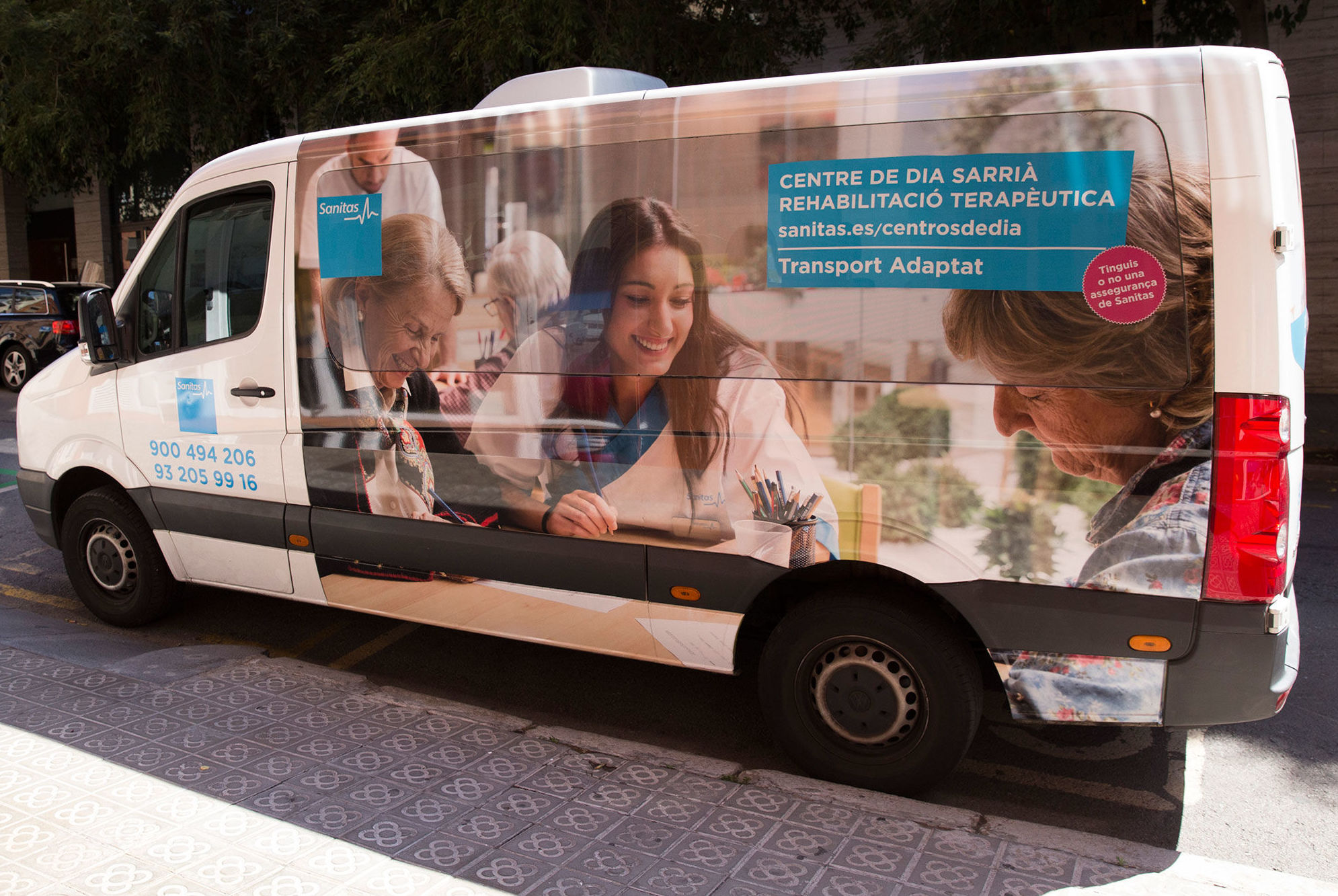 Excursiones: Actividades de Centro de Día Sarrià Barcelona