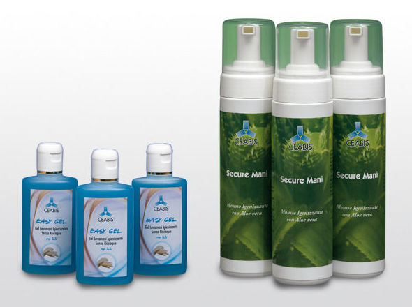 Productos higienizantes
