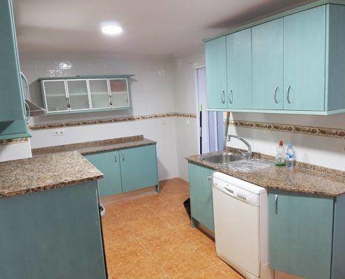 Reforma de cocina completa en Alicante