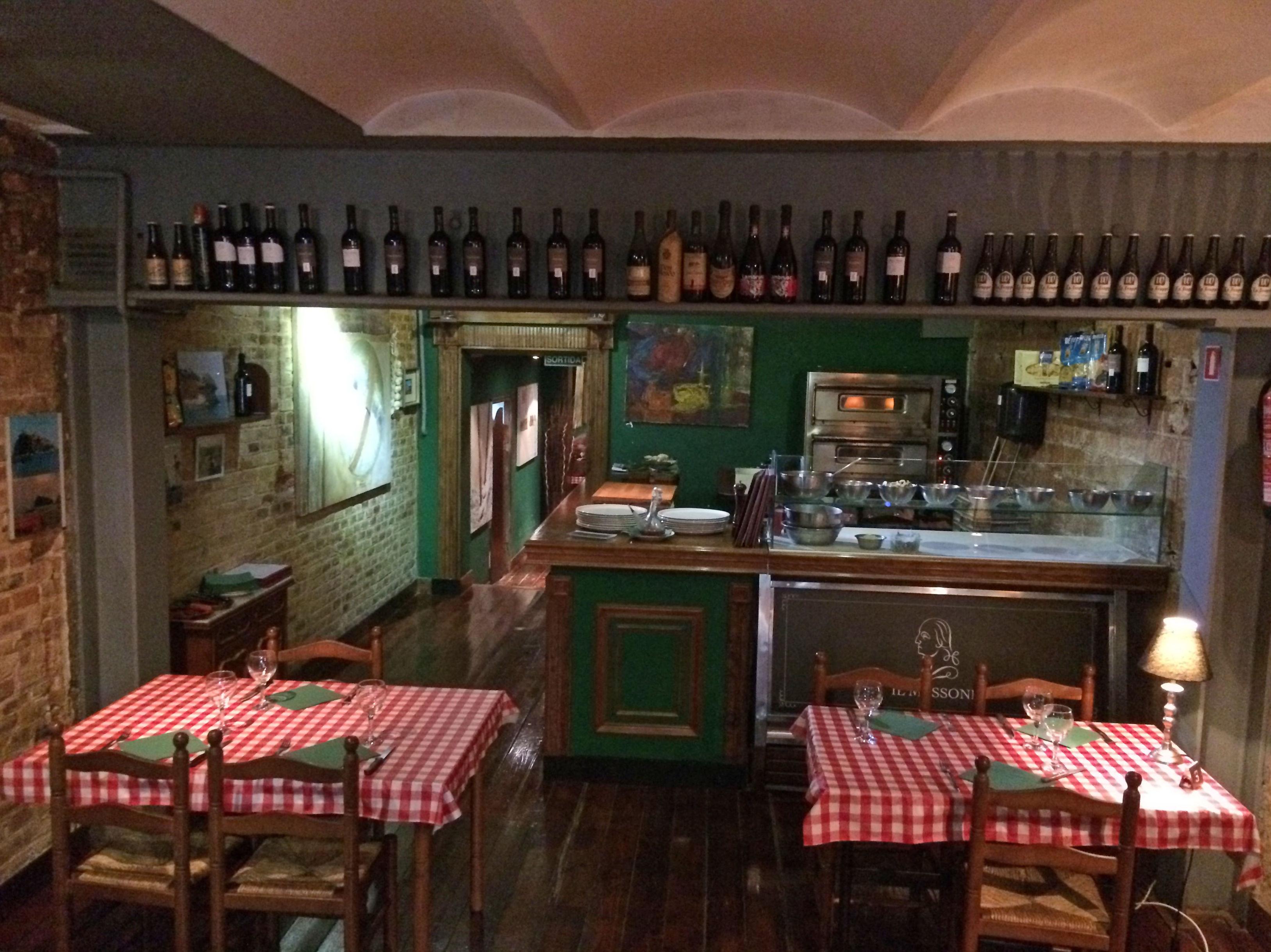 Foto 2 de restaurante de cocina italiana en barcelona il - Restaurante ken barcelona ...