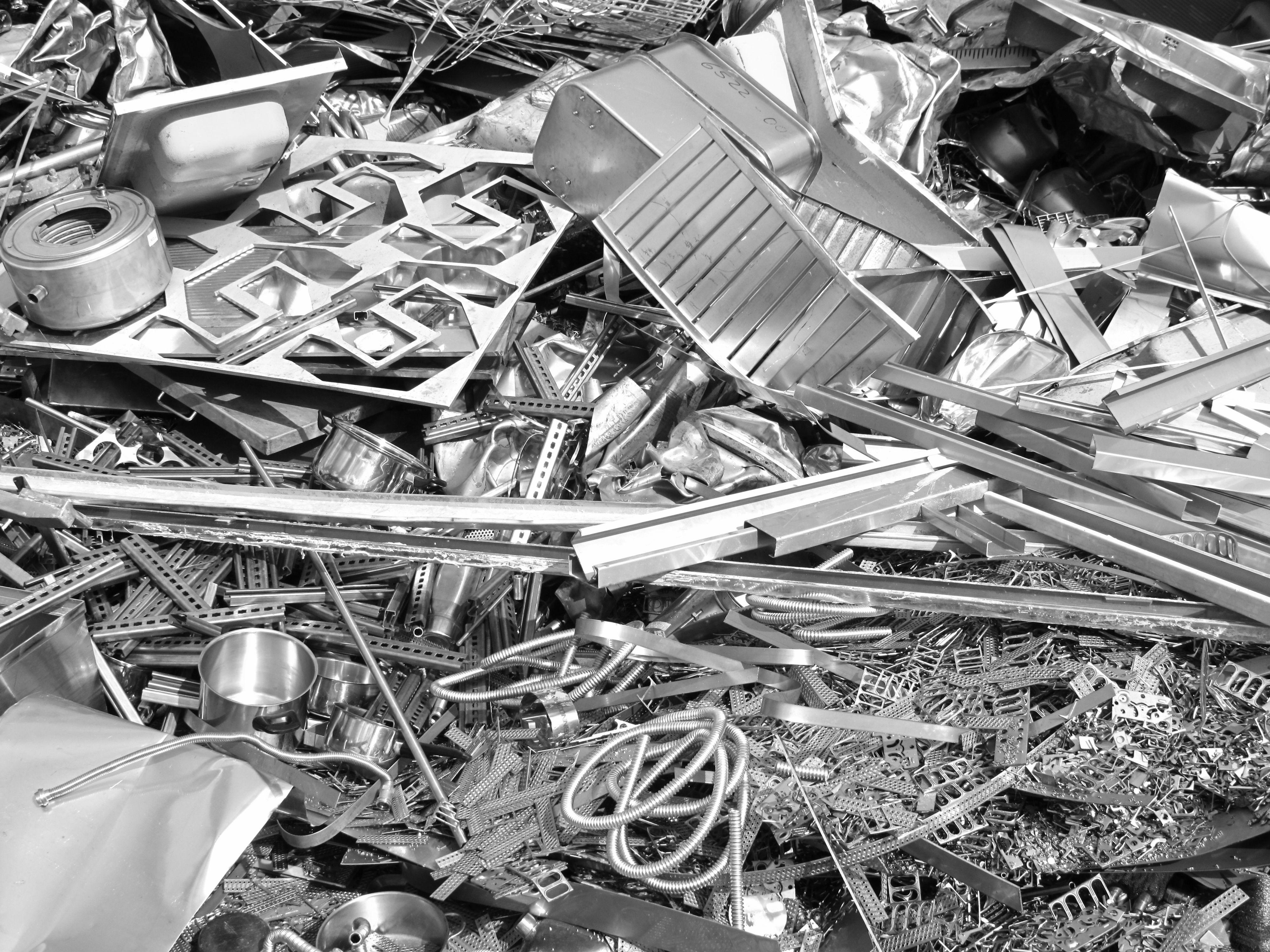 Reciclaje de chatarra en Manresa