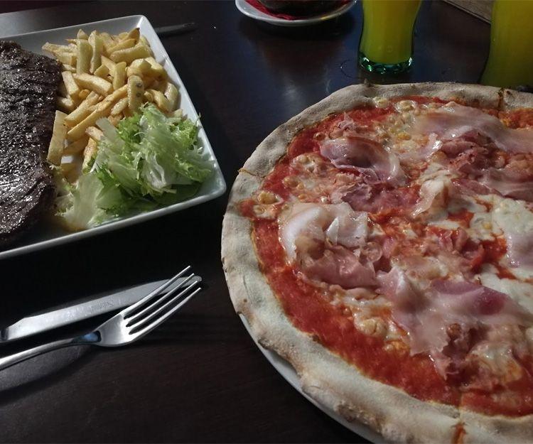 Pizzas artesanas en Lloret de Mar