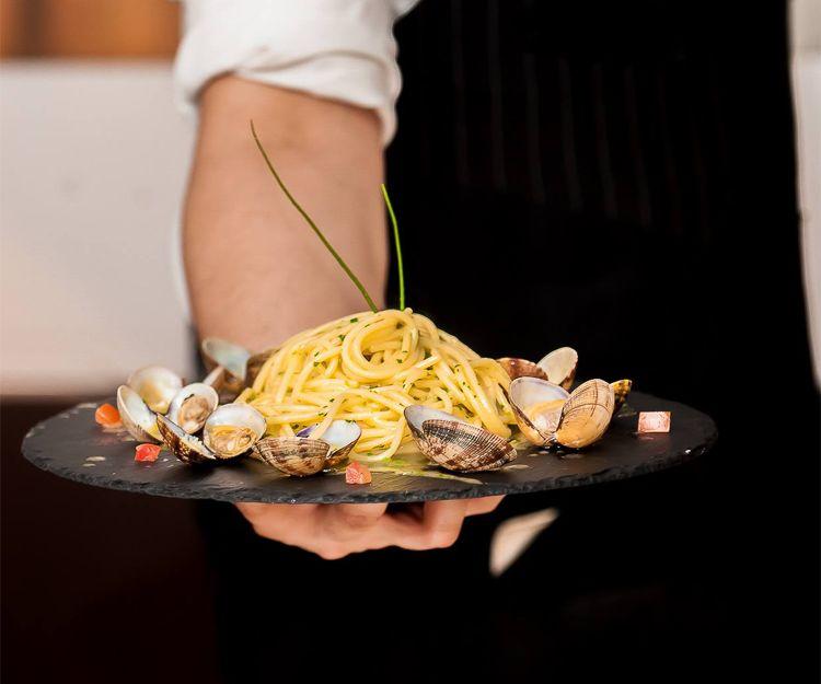 Auténtica cocina italiana en Lloret de Mar