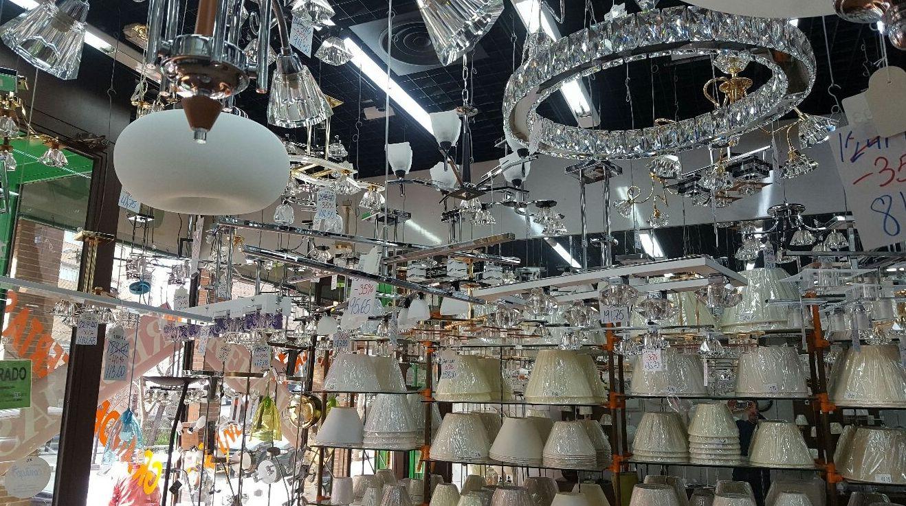 Diseño en lámparas