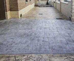 Pavimentos hormigón impreso Palencia