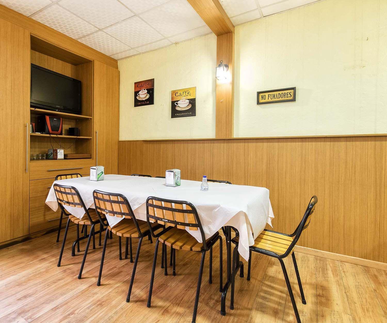 Salón de nuestro restaurante en Novelda