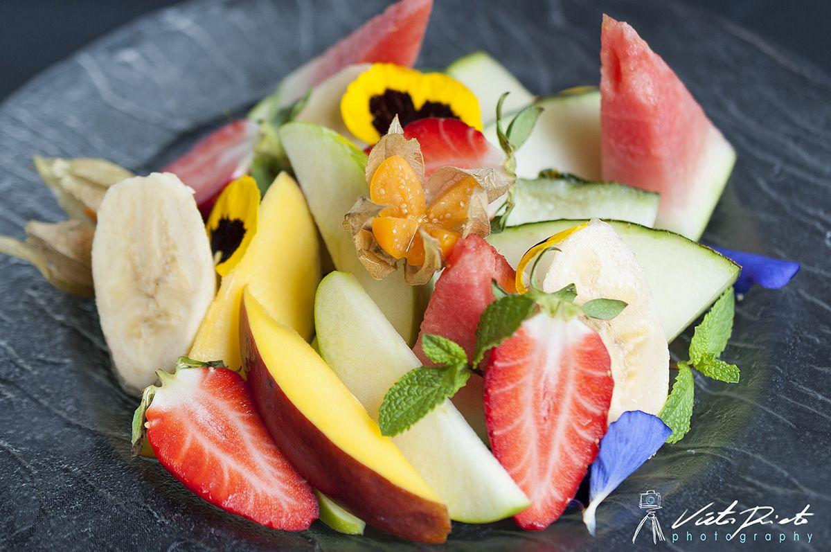 Cocina mediterránea con ingredientes de primera calidad
