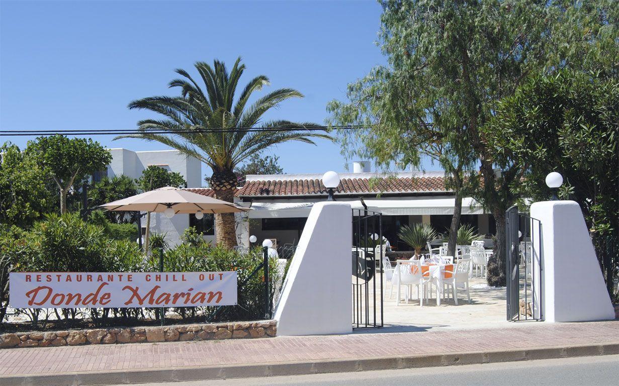 Donde Marian y Miguel, restaurante en Ibiza
