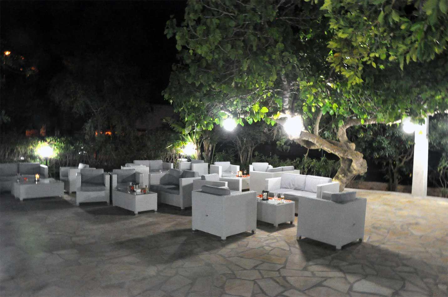 Restaurante chill out en Ibiza