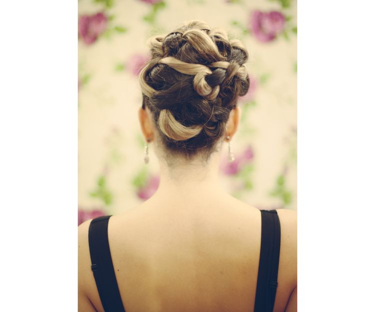 Peinado y maquillaje para novias en Navia, Ribadeo y Casariego