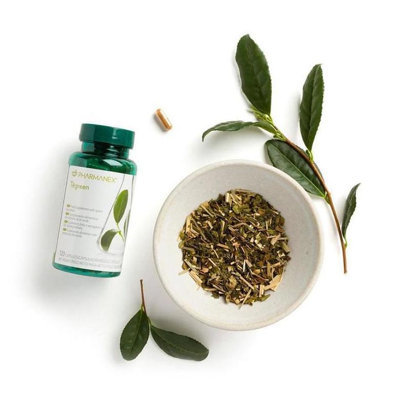 NUSKIN Pharmanex® Tegreen (30 cápsulas:  PRODUCTOS de Javier Peluqueros Tapia De Casariego