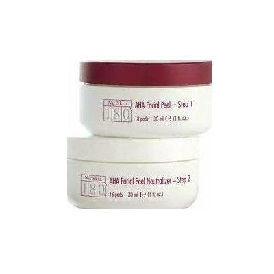 Nu Skin 180º® AHA Facial Peel and Neutraliser:  PRODUCTOS de Javier Peluqueros Tapia De Casariego