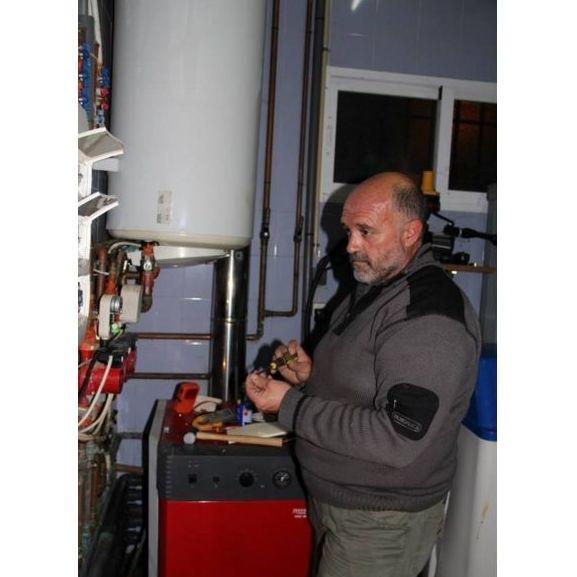 Calefacción: Servicios de B & R Repairs