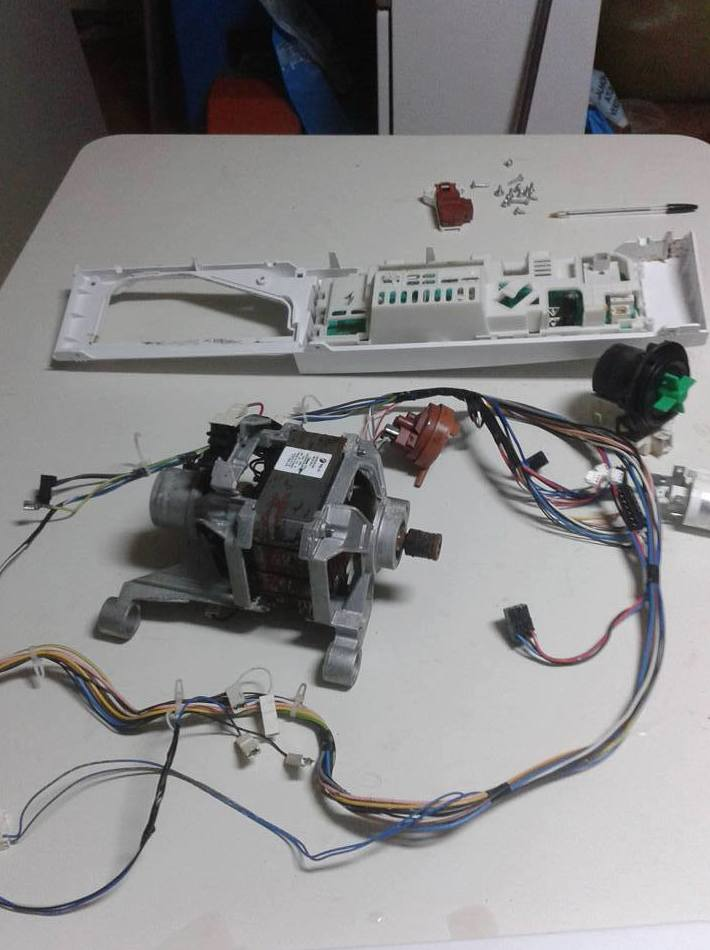 Reparación de electrodomésticos en Granada