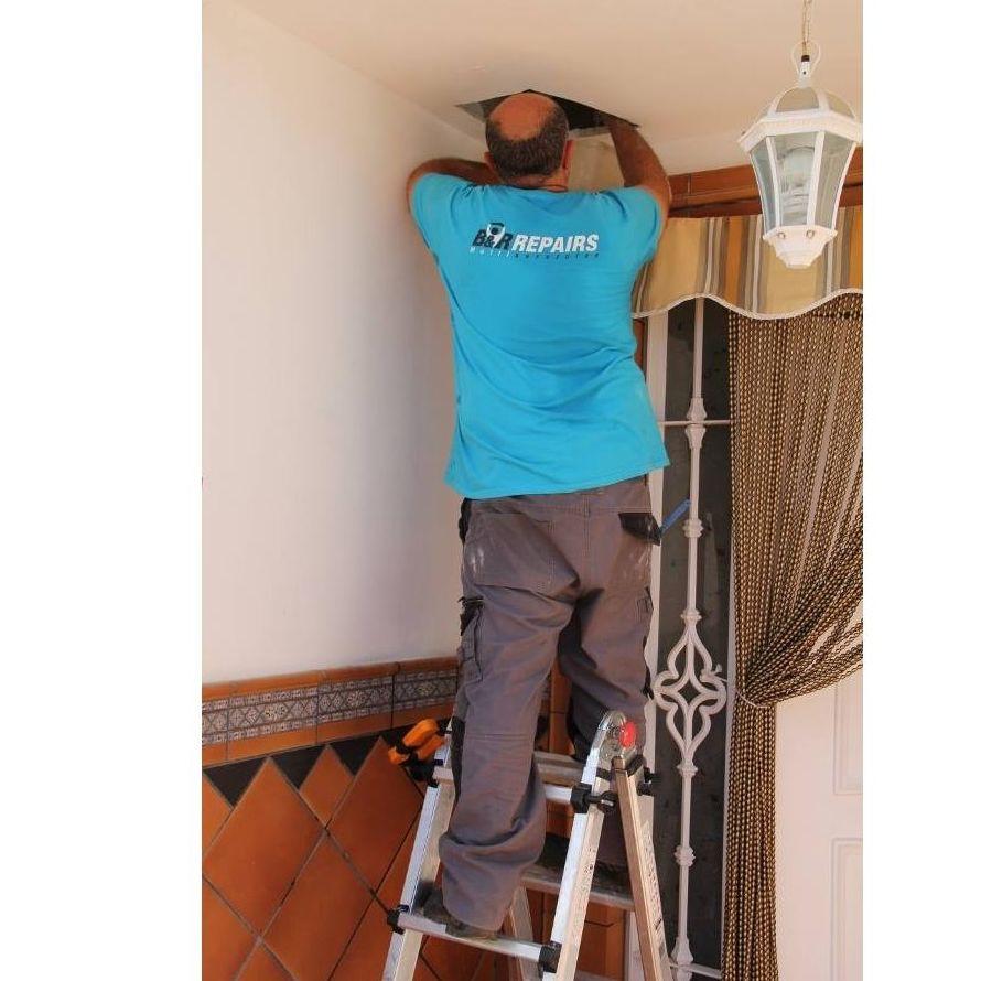 Reparaciones hogar: Servicios de B & R Repairs