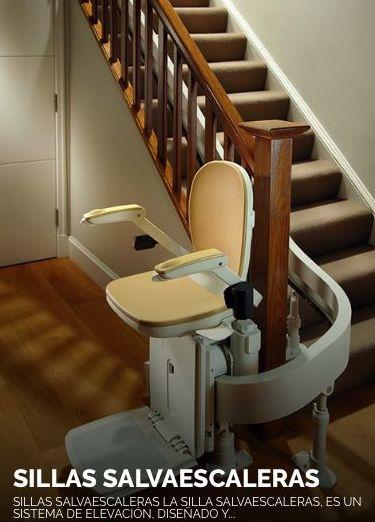 Sube escaleras: Productos y servicios de Lizarralde Ortopedia
