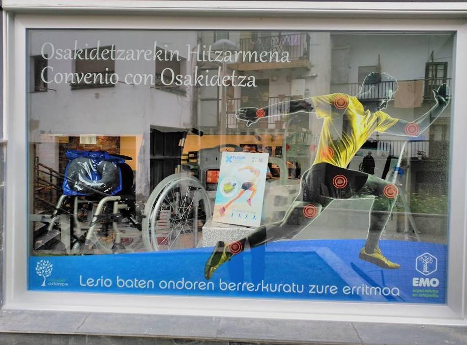 Ortopedia en Oiartzun
