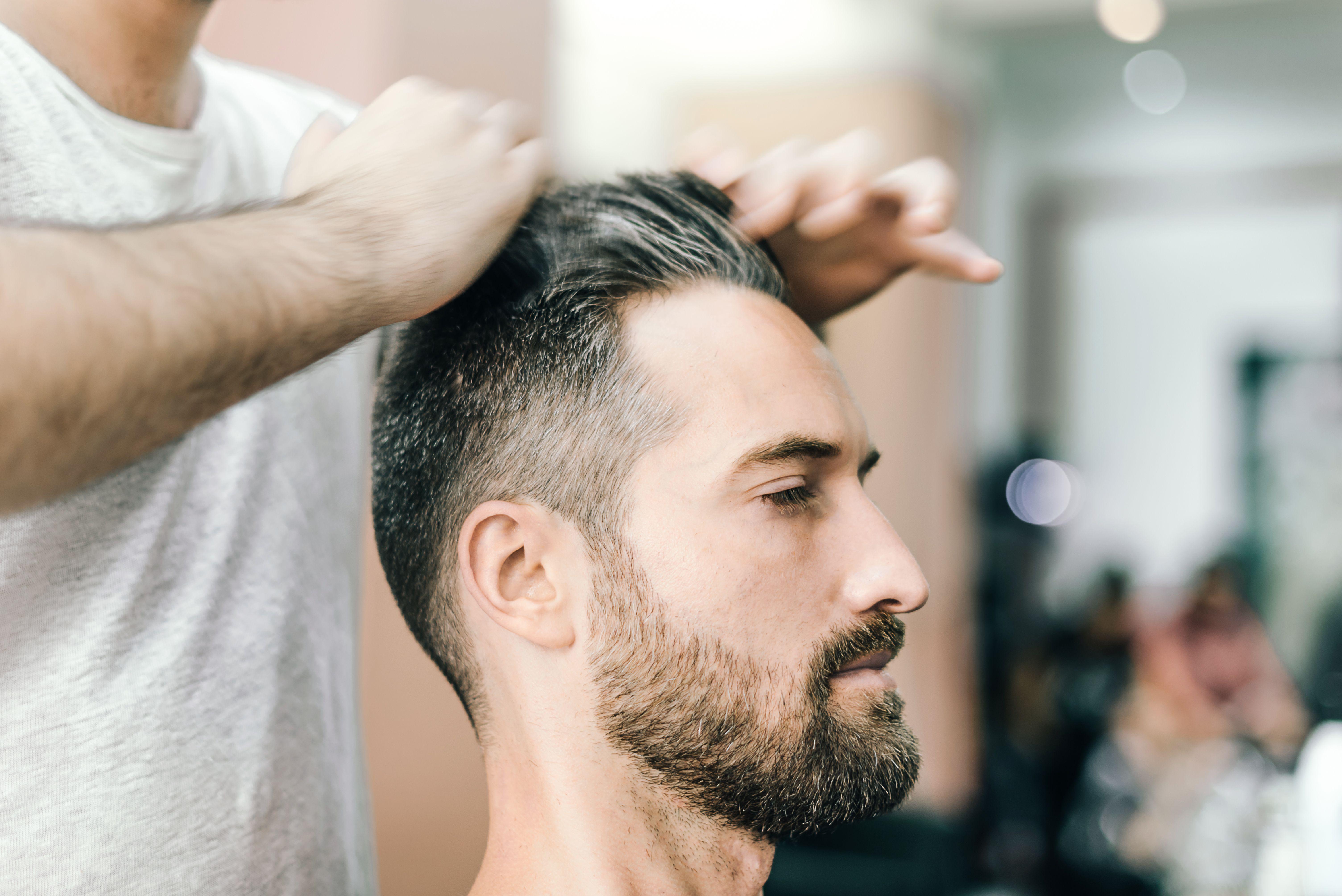 Corte de pelo personalizado: Servicios de Peluquería David García