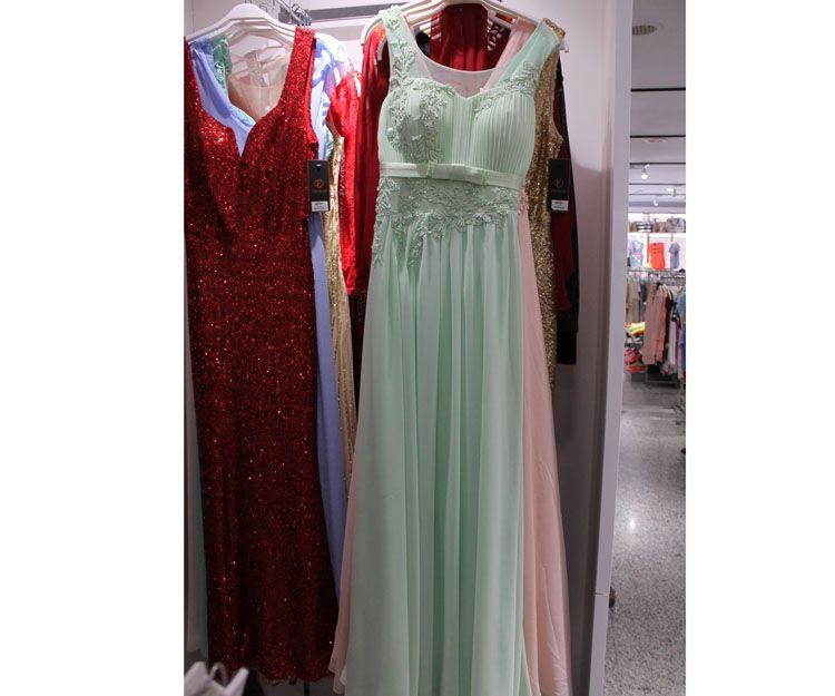 Vestidos de fiesta de varios estilos en Marbella