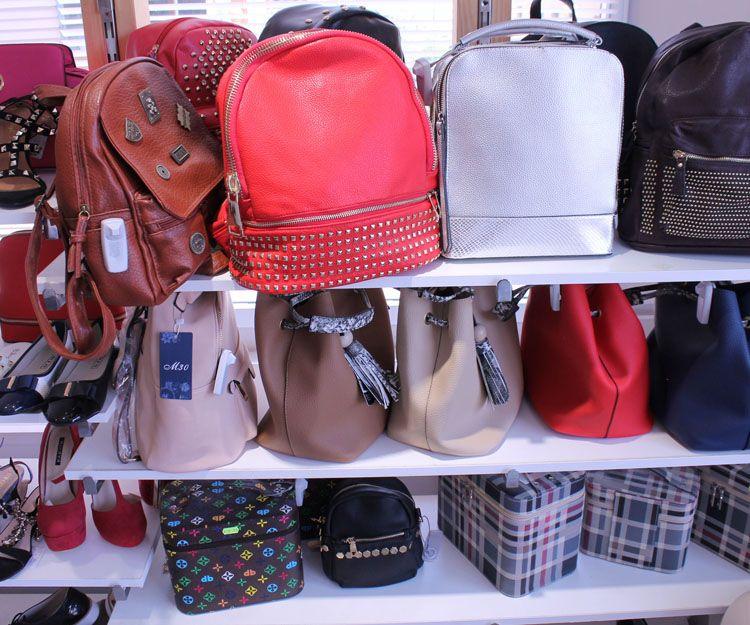 Mochilas y bolsos en Marbella