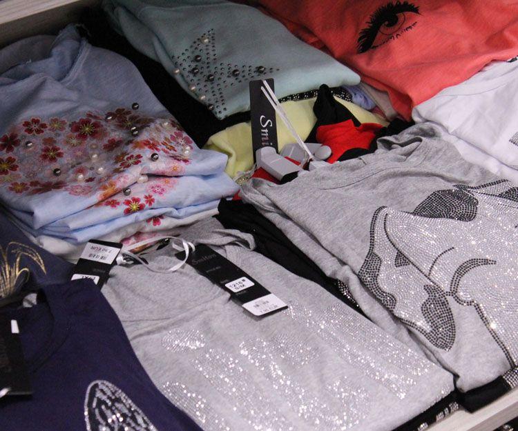 Camisetas para señora en Marbella