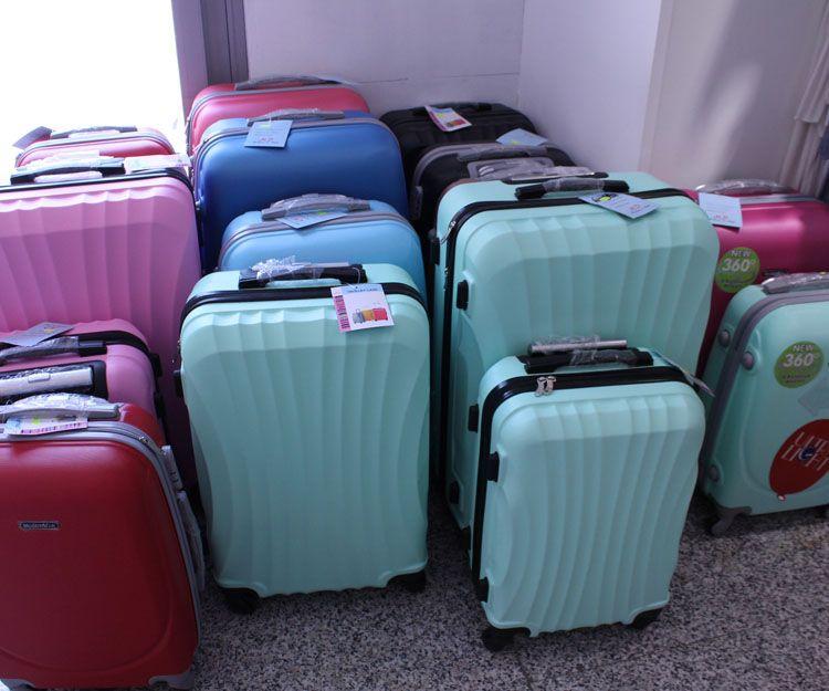 Venta de maletas en Marbella