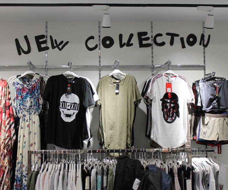 Nueva colección para hombre en Marbella