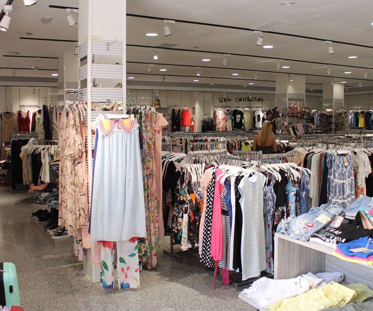 Tienda de ropa en Marbella