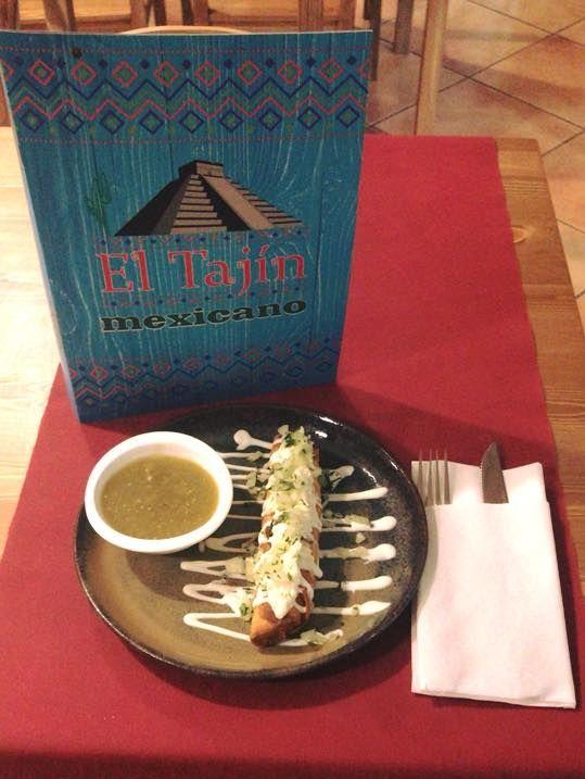 Platos tradicionales de la cocina mexicana en Ourense