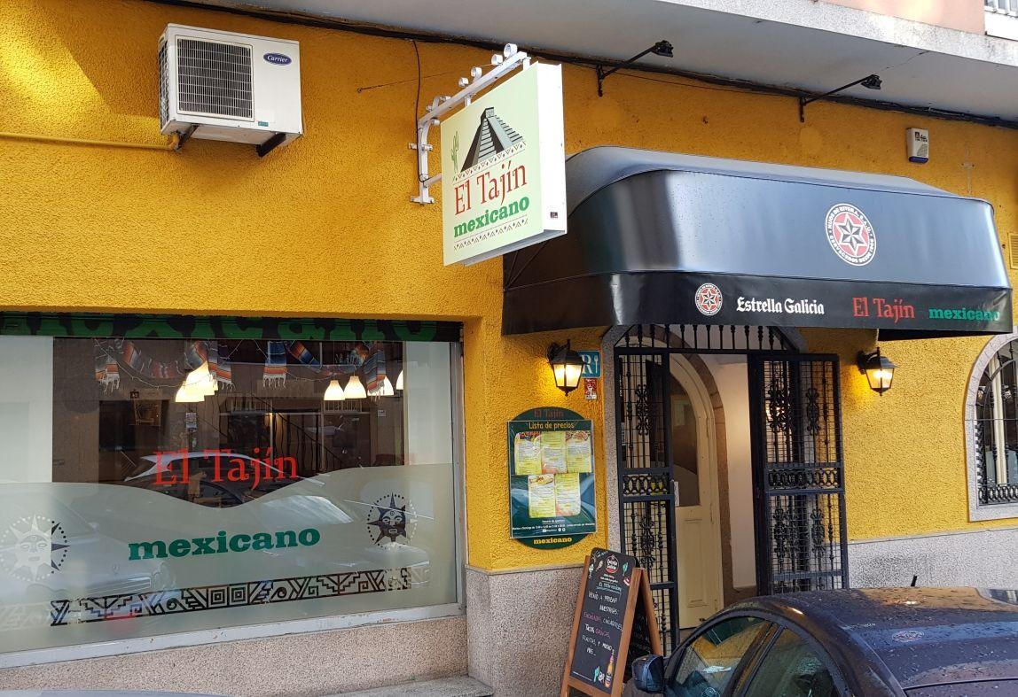 Cocina mexicana en Ourense