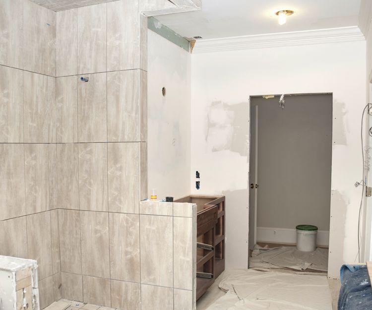 Reforma integral de baños en Vizcaya