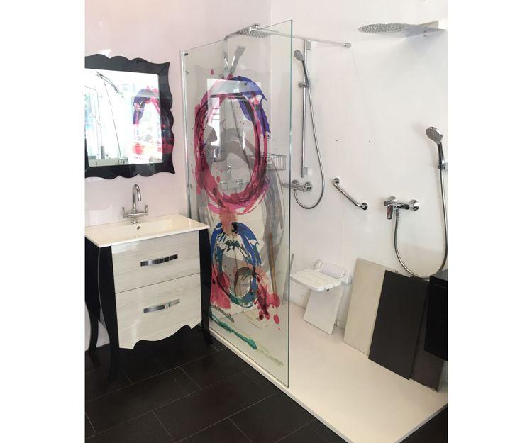 Mamparas de baño de diseño en Vizcaya
