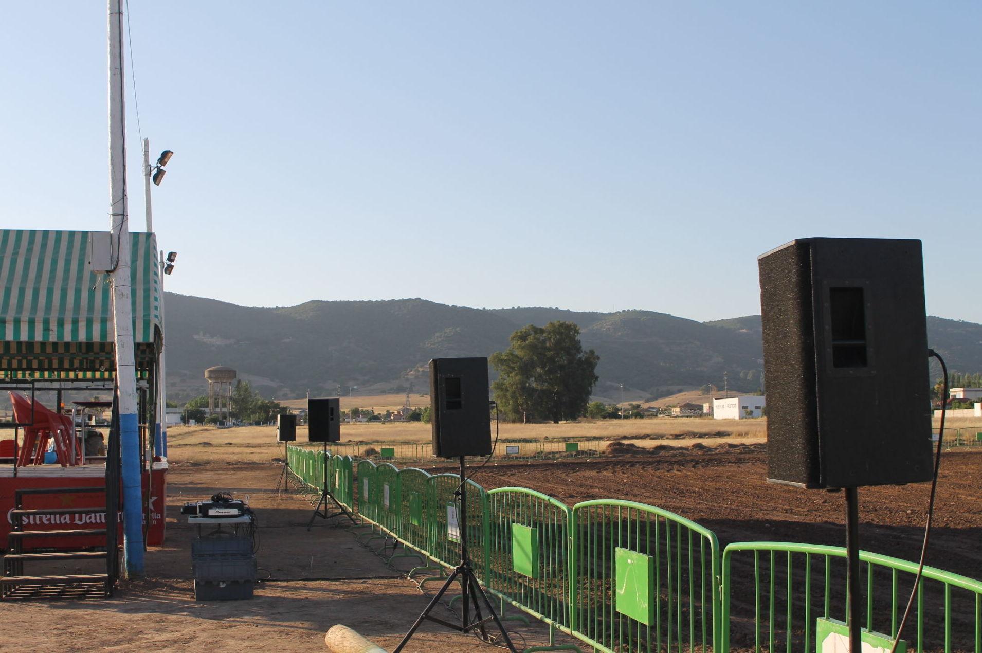 Instalación de sistemas de sonido