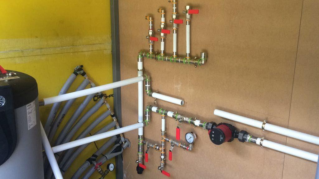 Servicio técnico frío industrial en Madrid