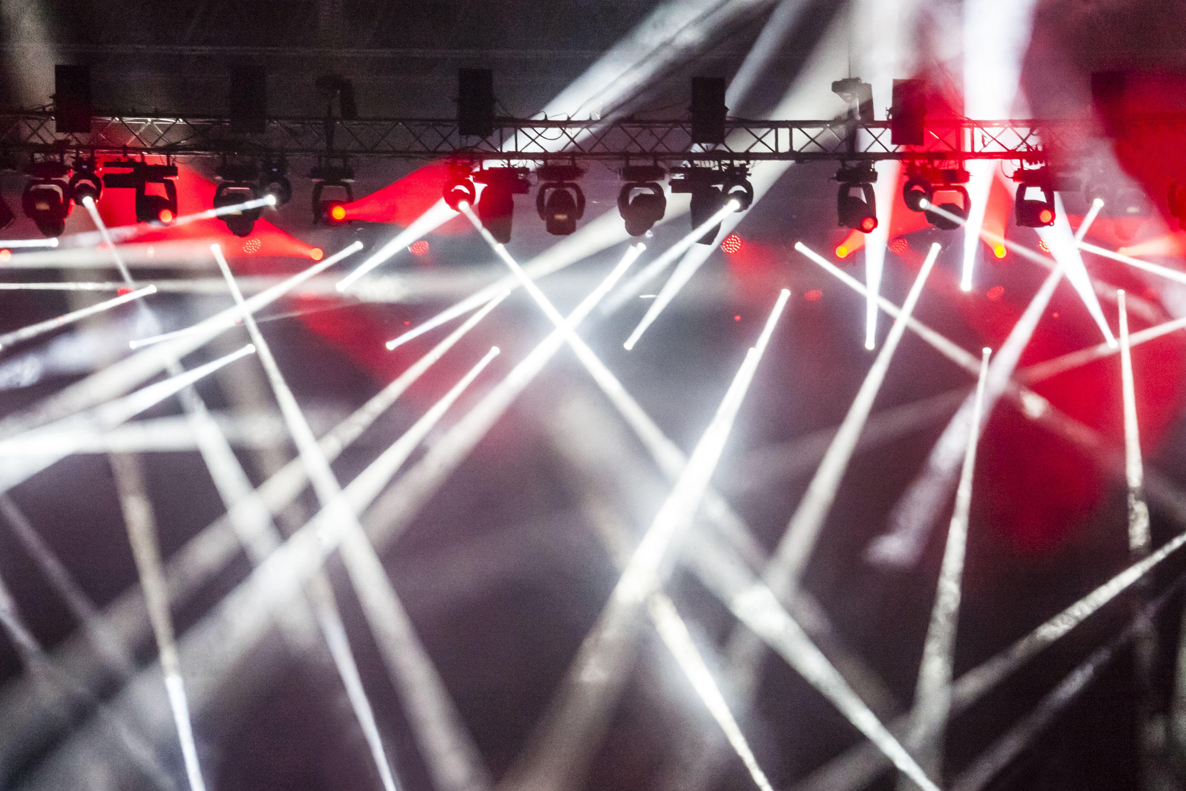 Iluminación de fiestas: Servicios de Electricidad Sidelux