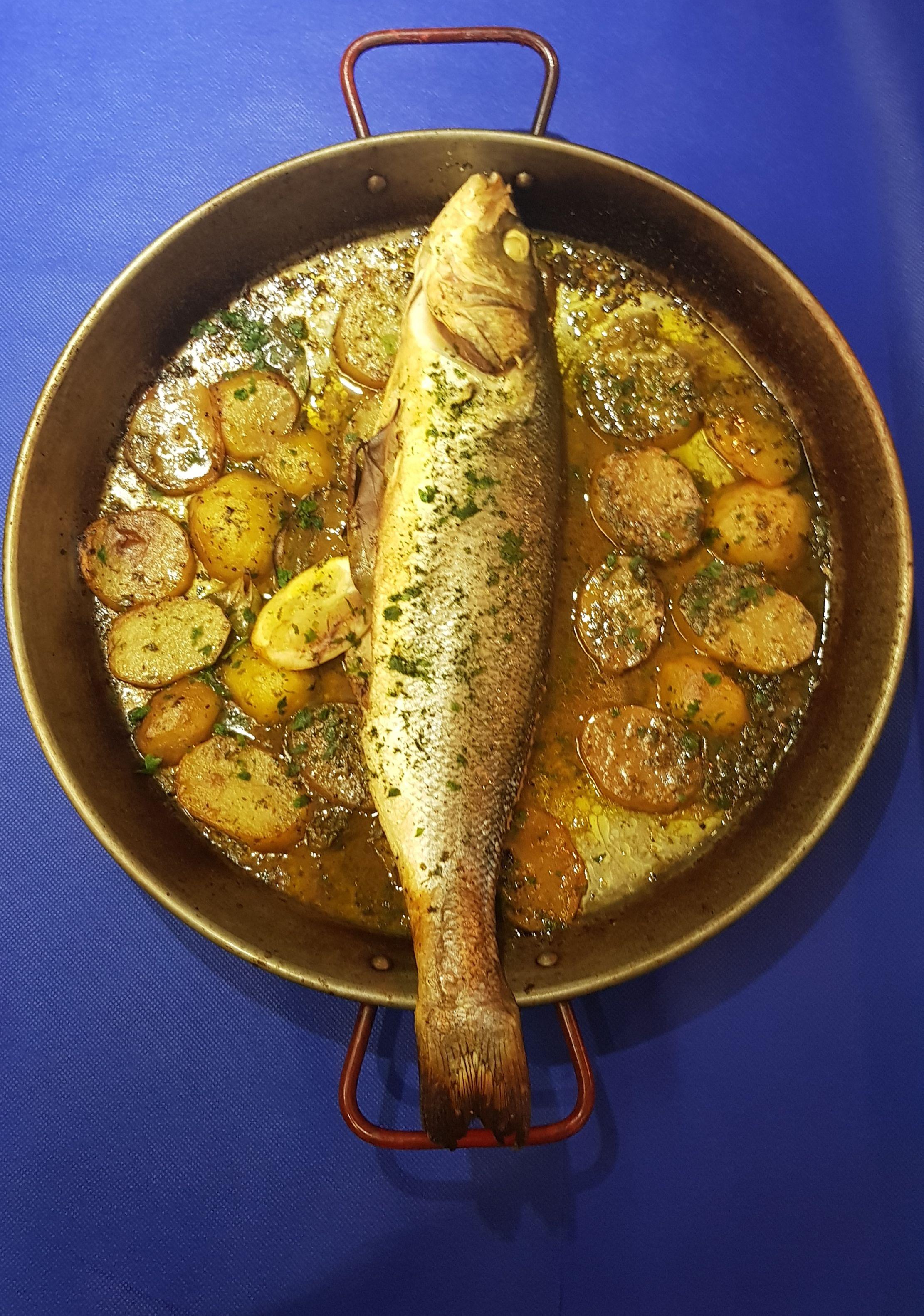 Restaurante de pescados y mariscos en Cadaqués