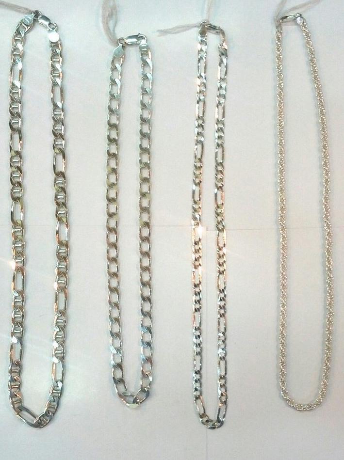 Cadenas plata: Joyas y regalos de plata de Mercado de la Plata