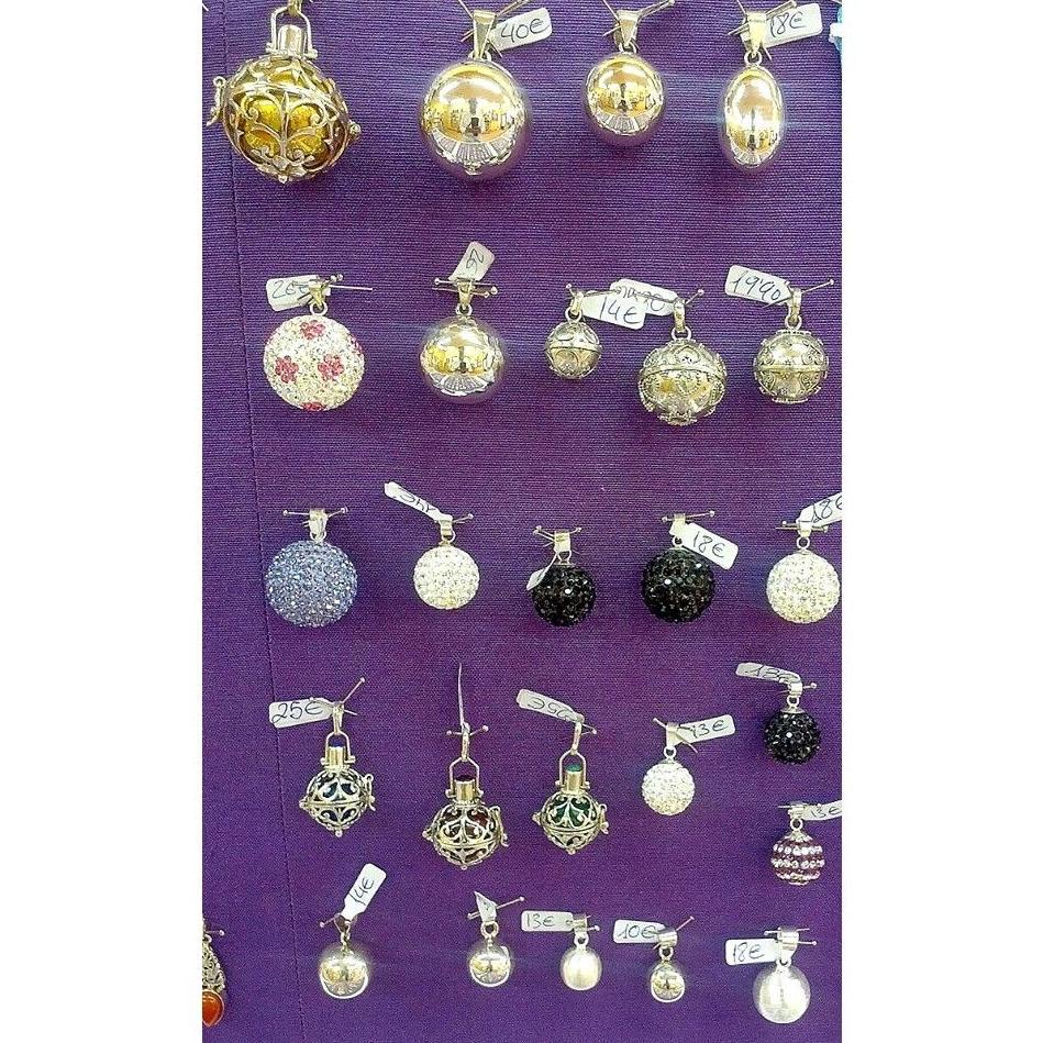 Llamadores de ángeles: Joyas y regalos de plata de Mercado de la Plata
