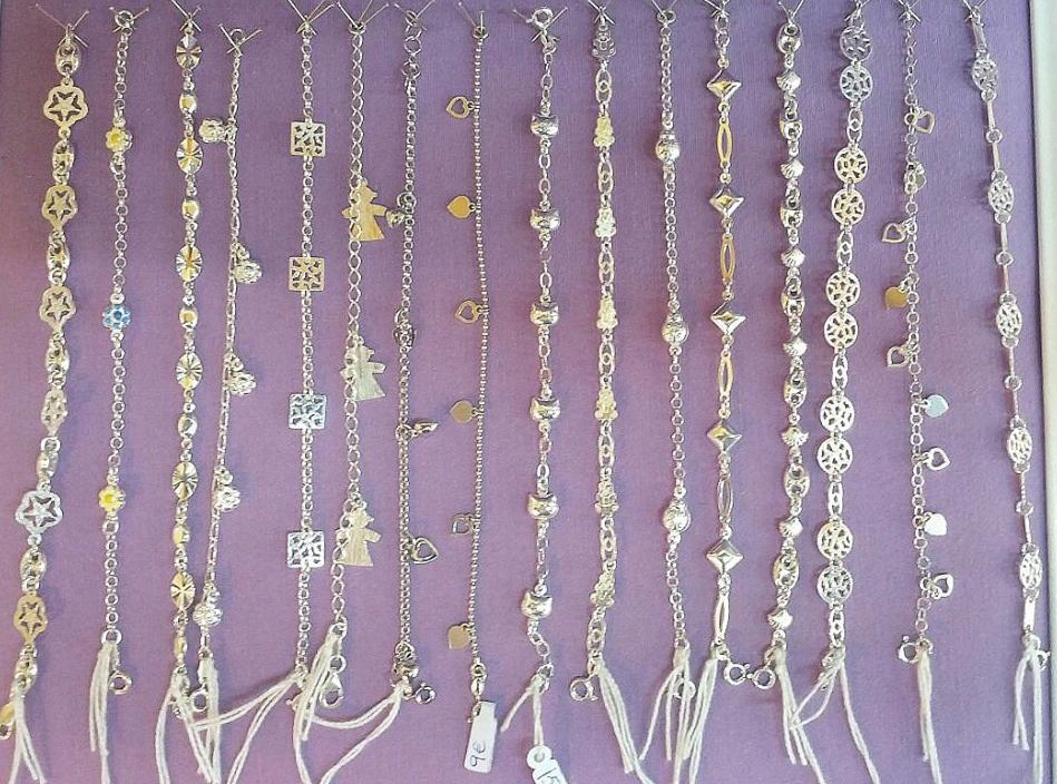 Pulseras para niñas: Joyas y regalos de plata de Mercado de la Plata