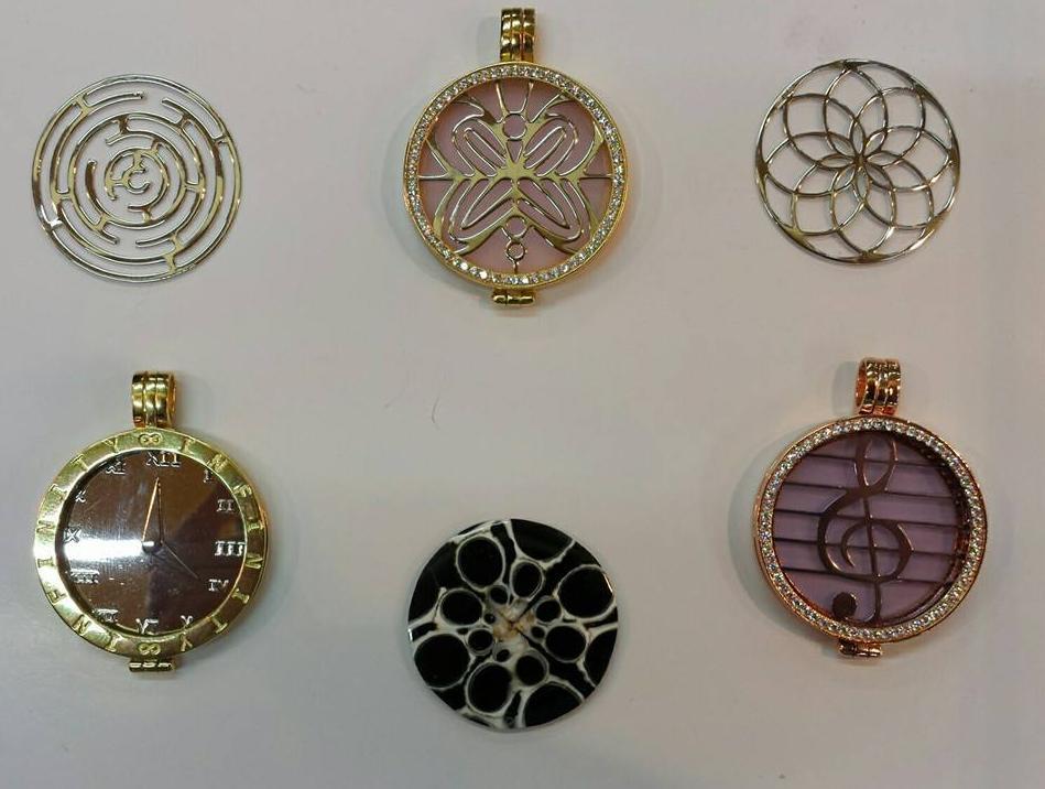 Colección de colgantes Infinity