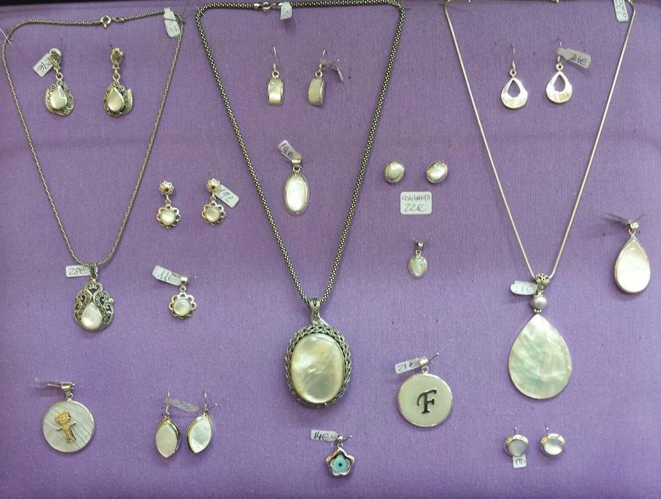 De nácar: Joyas y regalos de plata de Mercado de la Plata