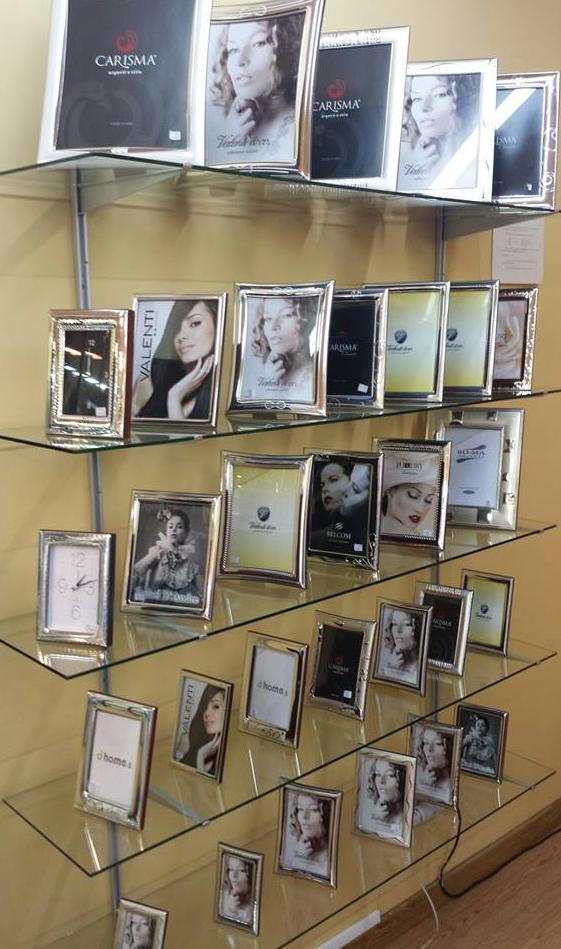 Colección marcos de plata